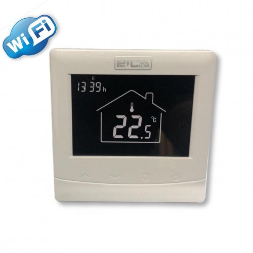Termostato Digital Programable WIFI
